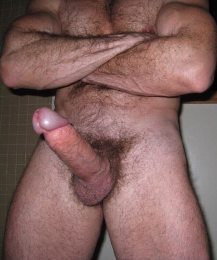 Guy with silicone penis