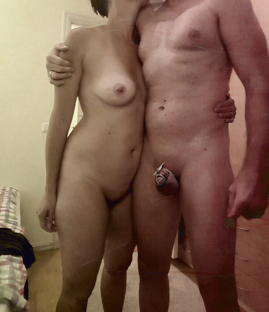 Chastity Real Couple Flr Cuckold