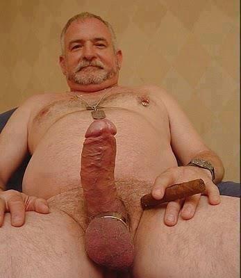 фото деда голого