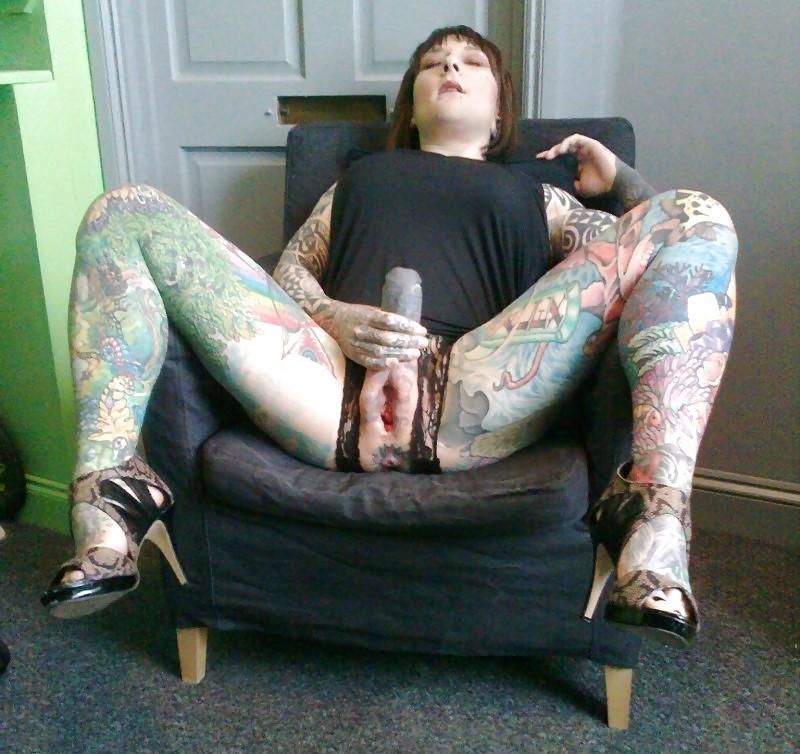 женщины гермафродиты голые фото