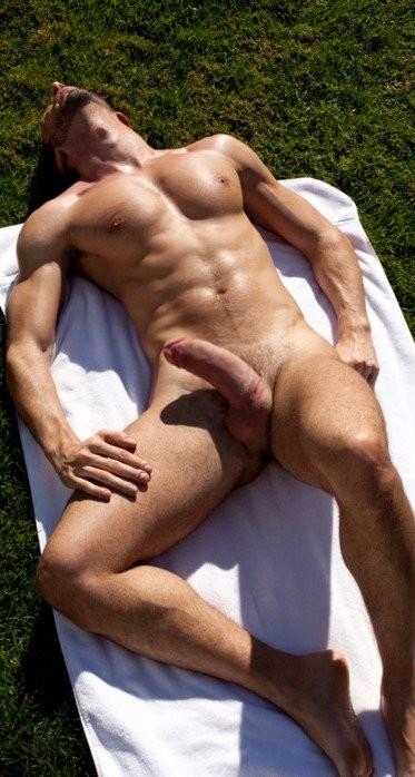 голый спорт мужчин фото