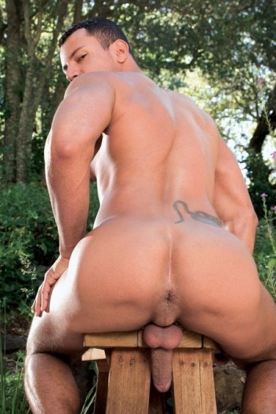 Hairy spanish men naked